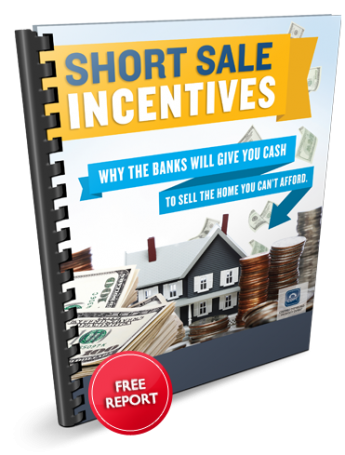 short sale incentives,avoid foreclosure, foreclosure avoidance, special report, short sale report