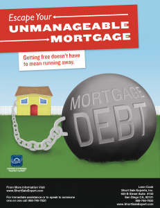 Free Special Report - Escape Your Unmanageable Mortgage_Page_1