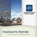 Free Special Report - Foreclosure Vs. Short Sale - Homeowner Consequences