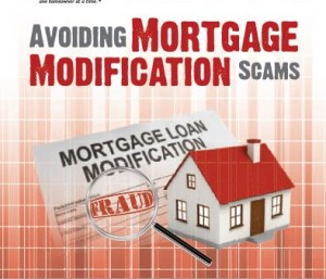 Free Special Report: Avoiding Mortgage Modification Scams