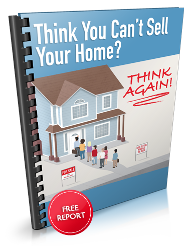 Sell your home in a recovering market.